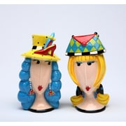 CosmosGifts Let's Go Shopping Salt and Pepper Set