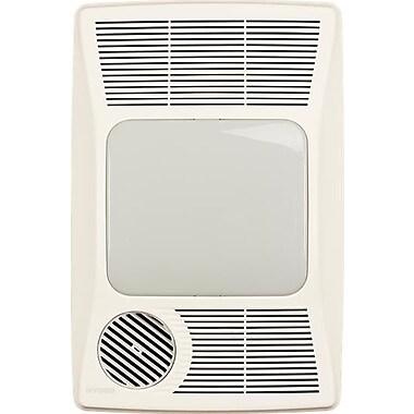 Broan 100 CFM Bathroom Fan w/ Heater and Fluorescent Light