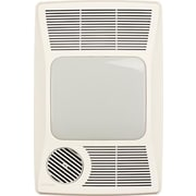 Broan 100 CFM Bathroom Fan w/ Heater and Fluorescent Light