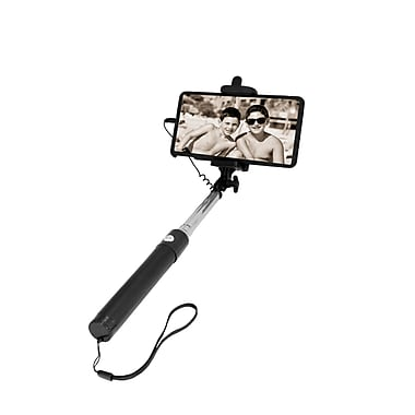 Natico, 60-2020, Selfie Stick With Shutter Button