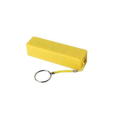 Natico, 60-2600-YW, Power Bank, 2600 mah, Yellow