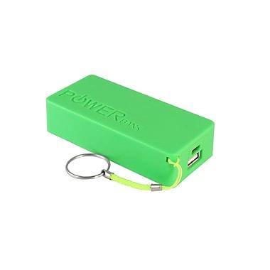 Natico, 60-5600-GN, Power Bank, 5600 mah, Green