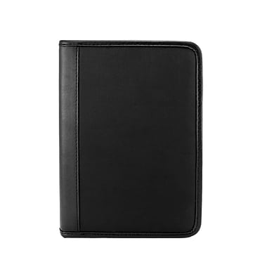 Natico – Porte-documents, format journal, 60-PF-05, noir, 9,5 x 6,5