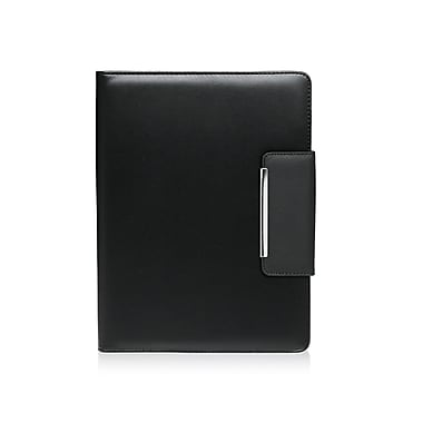Natico – Porte-documents, 12,5 x 9,5, noir (60-PF-84)