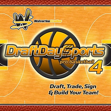 Encore Draft Day Sports: Pro Basketball 4 [Download]