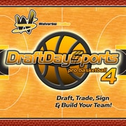 Encore Draft Day Sports : Pro Basketball 4 [Téléchargement]