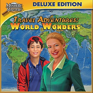 Encore Travel Adventures: World Wonders [Télécharger]