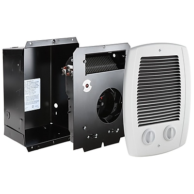 Cadet Com-Pak Bath 1,000-Watt 120/240-Volt Electric Fan Wall Heater