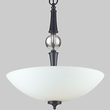Z-Lite Harmony 3-Light Inverted Pendant