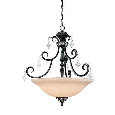 Dolan Designs Florence 4-Light Inverted Pendant