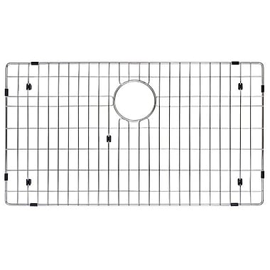 Kraus Stainless Steel 27.5'' x 15.65'' Sink Grid