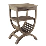 Crestview Blondelle End Table