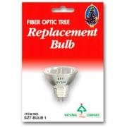 National Tree Co. Fiber Optic Halogen Replacement Bulb; 5 W