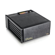 Excalibur 5 Tray Dehydrator without Timer; Black