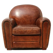 Pasargad Genuine Paris Armchair