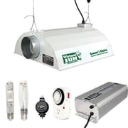 Virtual Sun 400 Watt HPS+MH Grow Light Hood Reflector Digital Ballast Kit