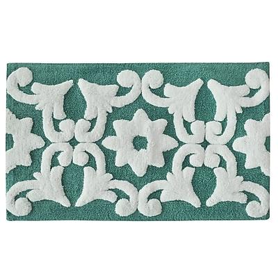 Jessica Simpson Home Bali Cotton Bath Mat WYF078278033094