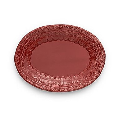 Arte Italica Finezza Oval Tray