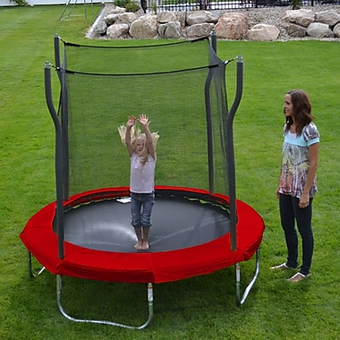 Propel Trampolines 84'' Trampoline and Enclosure