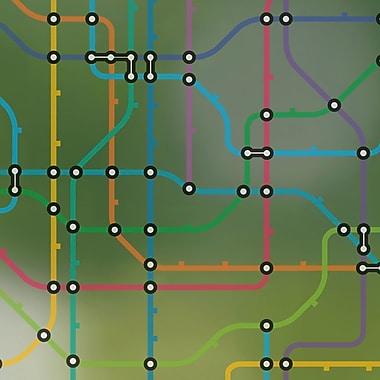 Odhams Press Transit Privacy Window Film; 48'' H x 36'' W
