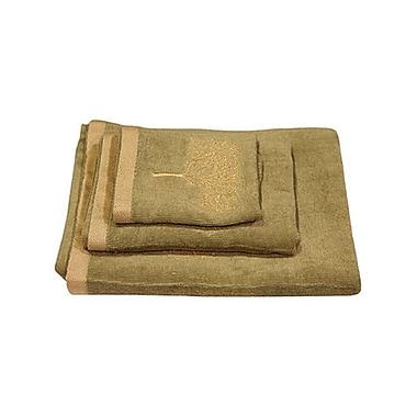 Dainty Home Regalia 3 Piece Towel Set; Sage