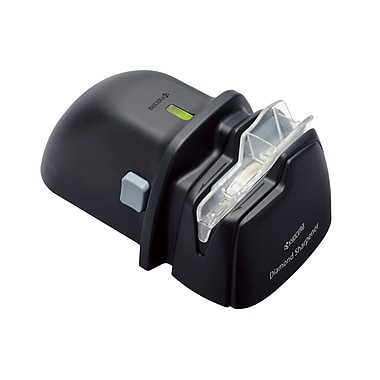 Kyocera Cutlery Diamond Coated Stainless Steel Electric Knife Sharpener
