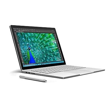 Microsoft - Portatif Surface Book 13,5 po avec écran tactile amovible PixelSense™, Intel Core i7 6e gén., RAM 16 Go, SSD 512 Go