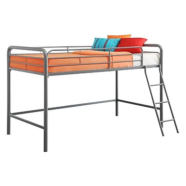 DHP Junior Loft Bunk, Silver