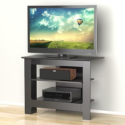 Pinnacle 31-inch Tall Boy TV Stand from Nexera