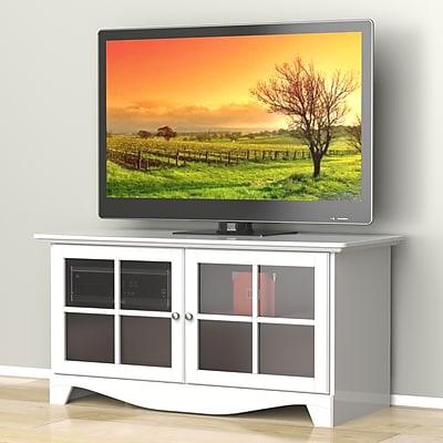 Pinnacle 49'' TV Stand from Nexera - White