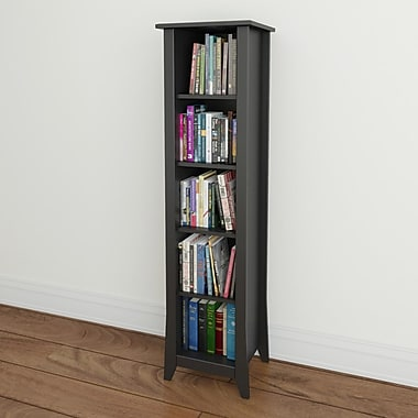 Tuxedo Bookcase from Nexera, Black
