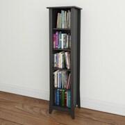 Nexera – Bibliothèque Tuxedo, noir