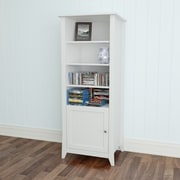 Vice Versa Curio Cabinet from Nexera, White