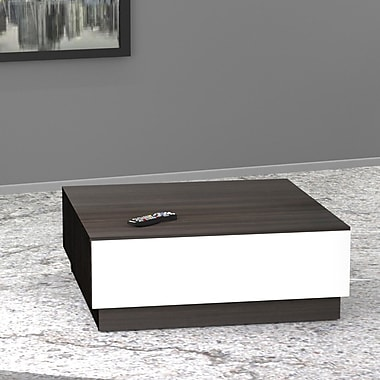 Nexera Wood Coffee Table, White