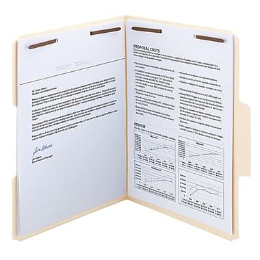 Smead® SuperTab® Fastener Folders
