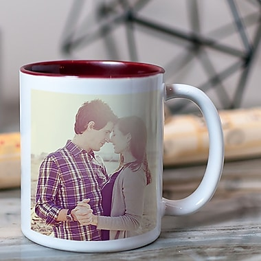 Photo Mug 11oz, Single Image, Custom Gift
