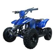 Big Toys MotoTec 24V Battery Powered Ride-On; Blue