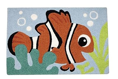 Disney Baby Nemo Character Area Rug WYF078278039408