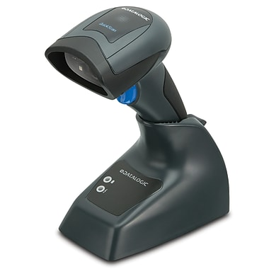 QuickScan QBT2430, Bluetooth, Kit, 2D Imager, Black