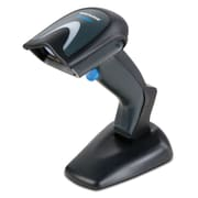 Gryphon - Lecteur de codes à barres 2D à interfaces multiples GD4430, USB/RS-232/KBW/WE, noir