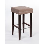 JR Home Collection – Tabouret de comptoir en tissu Sawyer IF-ST-258-BG2PK, beige, 2/paquet