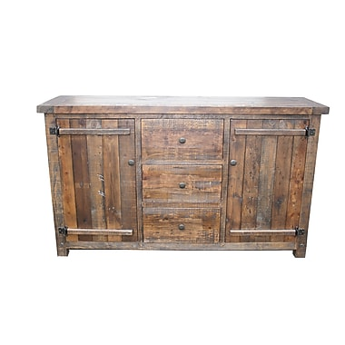 JR Home Collection IF-SB211 Rustic Dining Collection Side Board