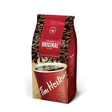 Tim Hortons Original Blend Coffee, 300g