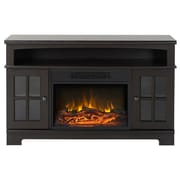 "Flamelux Zarate 44.5"" Wide Media Fireplaces"