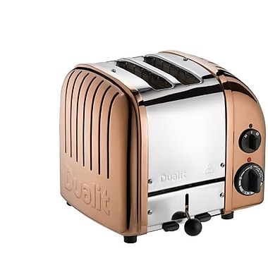 Dualit 2-Slot New Generation Toaster, Copper