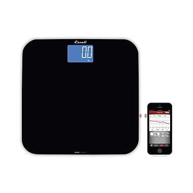 Escali SmartConnect Body Scale with Bluetooth® LED