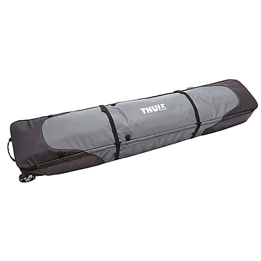 Thule 170cm RoundTrip Double Snowboard Roller, Black/Slate