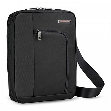 Briggs & Riley Verb Link Tablet Cross Body Bag, Black