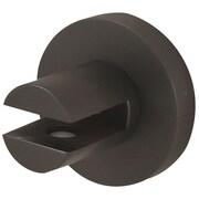 Alno Contemporary I Shelf Brackets Only; Bronze