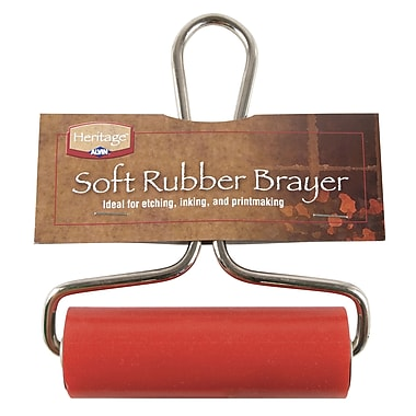 Alvin and Co. Soft Rubber Brayer